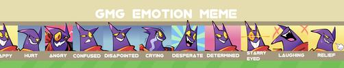 GMG Emotion Meme - Baxter by 7-Days-Luck