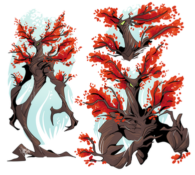 OC Concept - Maple First Concept