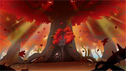 Maple's Forest