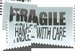 Fragile Stamp by InspiredInstinct