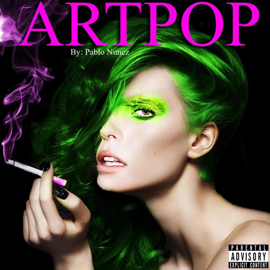 ARTPOP – LADY GAGA (2013)