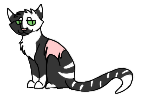 CatsPawIsland Pose - Birchpaw by Mother-Espurr
