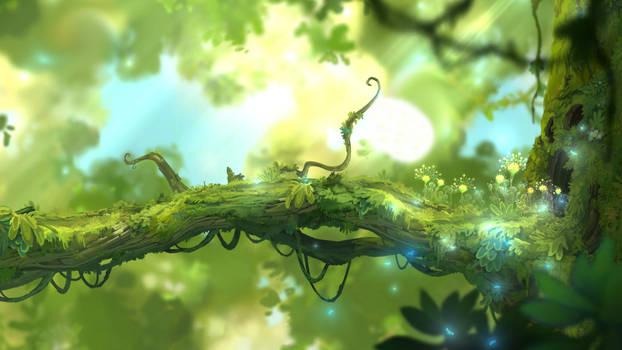 Rayman Origins wallpaper