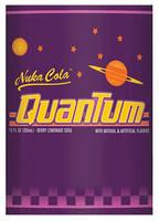 Nuka Cola Quantum - Fallout 4 by otrixx