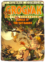 Grognak The Barbarian - Fallout 4 png by otrixx