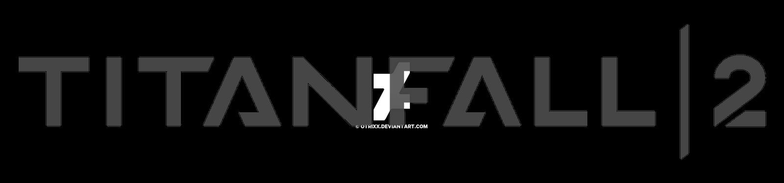 Titanfall 2 Logo by otrixx
