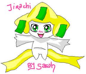 Jirachi by JirachiLegend