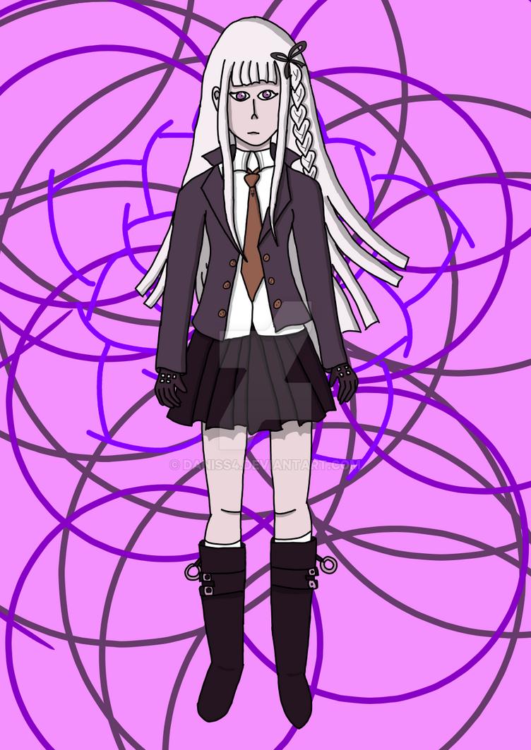 Kyoko Kirigiri by daniss4