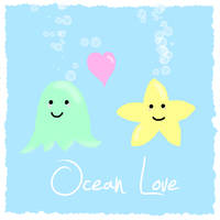 Ocean Love by maryneuh