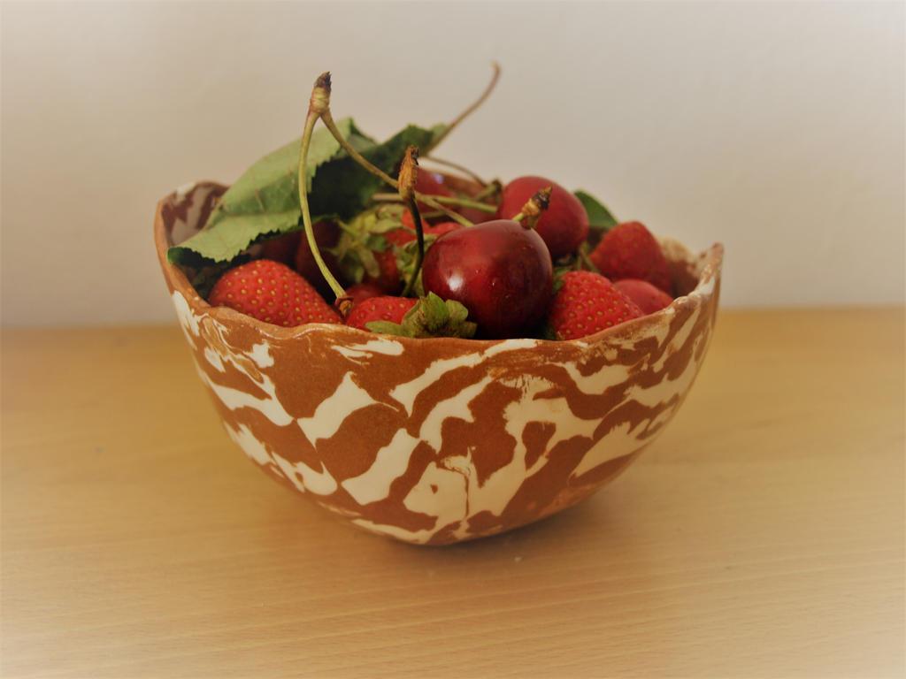 Small Bowl by Cufleki