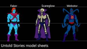 Bock's MOTU model sheets 1