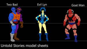 Bock's MOTU model sheets 3