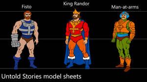 Bock's MOTU model sheets 4