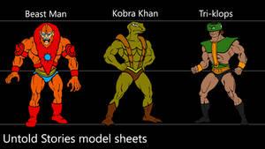 Bock's MOTU model sheets 5