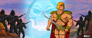 Movie Filmation He-Man
