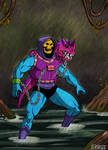 Skeletor Dragon Blaster