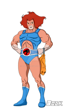 Lion-O Lord of the Thundercats