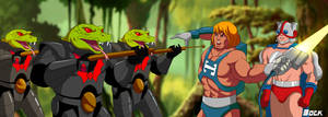 Wave 88 Filmation Style