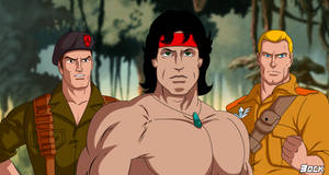 Rambo GI Joe