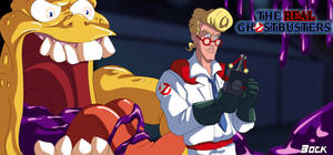 Fright Features Egon and Gooper Ghost