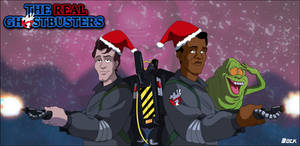 Merry Christmas Ghostbusters