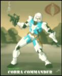 Cobra Commander BA