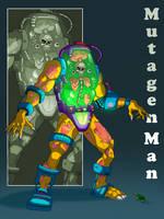 Mutagen Man by MikeBock