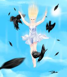 Falling Angel by CynicallyDead