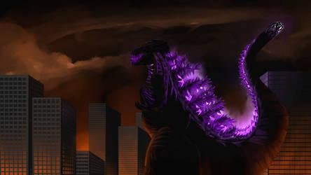 Shin Godzilla by CynicallyDead