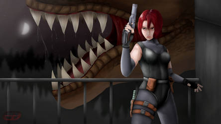 Dino Crisis by CynicallyDead