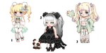   OTA   GAIA   BATCH 4 (Bears!)   OPEN   by SquishTM