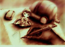 My little dream by hitchu-kun