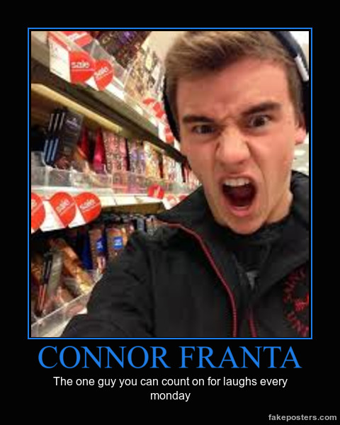 Connor Franta Cartoon