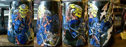 Minion Mug by SinzaLaFlesh