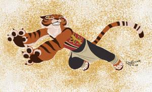 Tigress Strikes by danidipps