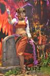 Ghosts N' Goblins Online Conjurer Cosplay 07 by ILoveLadies2
