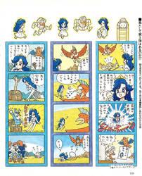 Princess Prin Prin 4 Panel Manga Comics 2