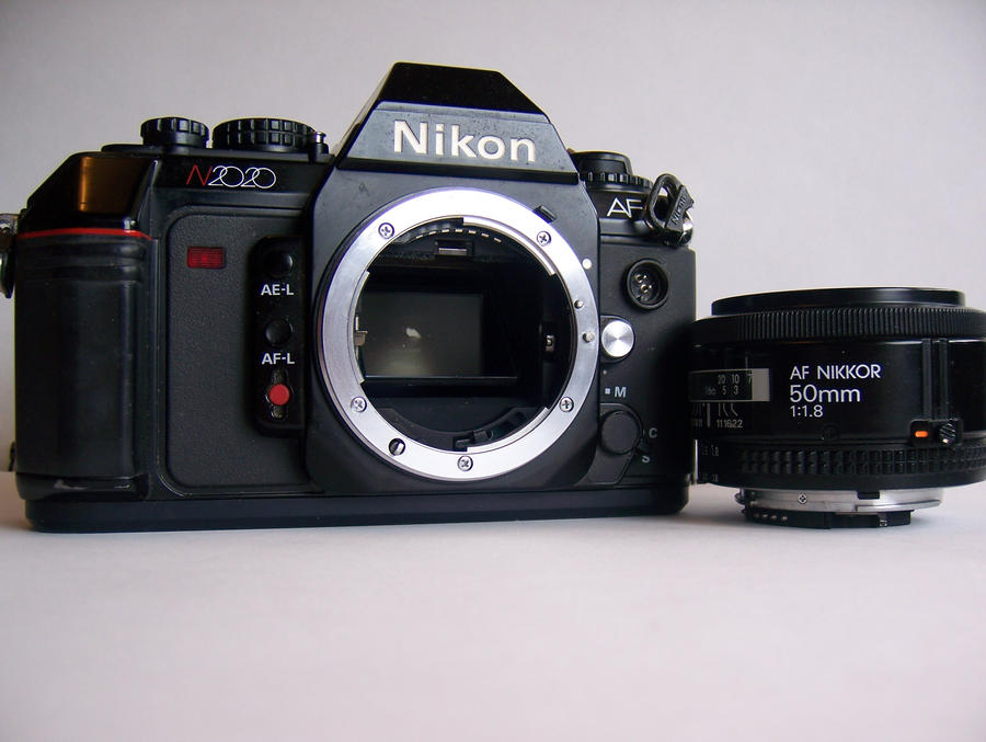 Nikon3 by LaughingAndroid