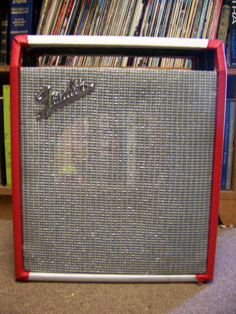 Vintage Fender Amp 2 by LaughingAndroid