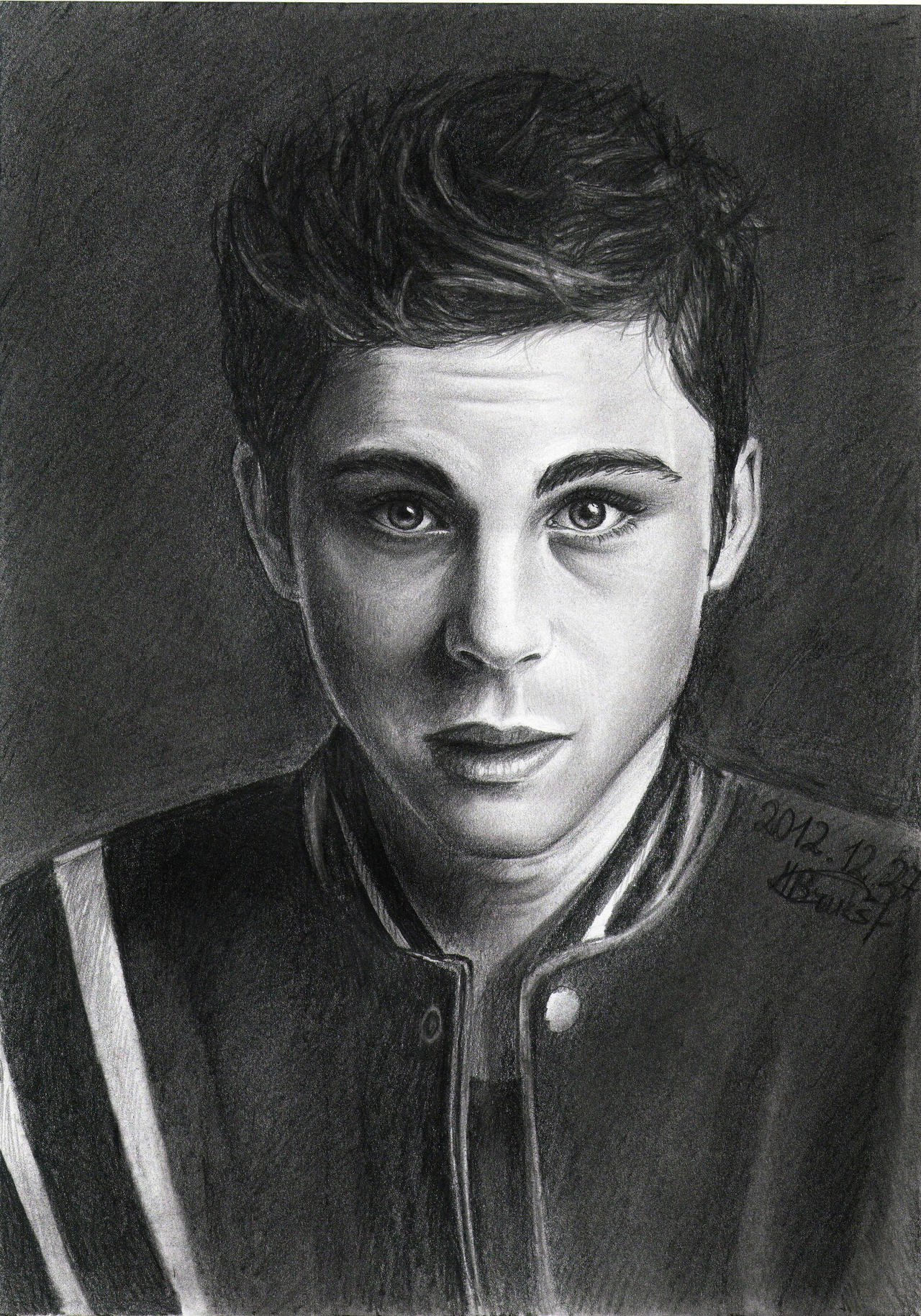 Logan Lerman by moni-kaa5