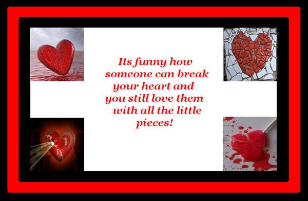Broken Heart by ducky2232