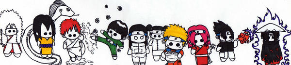Naruto fan clan by Mr-Pomo