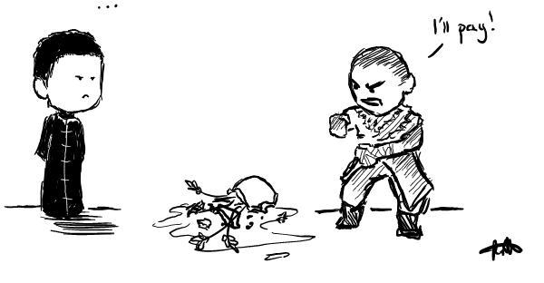 Ip Man by Mr-Pomo