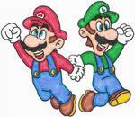 Mario Bros. Jump Into Action