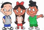 The Kid Chorus Filler Members