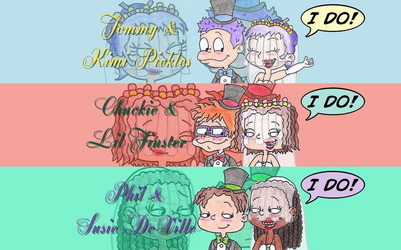 The Rugrats' 'I Do's Wallpaper by nintendomaximus on ...