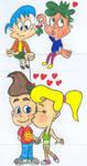 Jimmy+Cindy + Henry+June Xmas