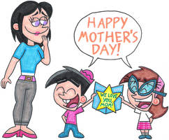 A Mother's Day Card for Tootie by nintendomaximus