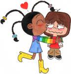 Goo Kissing Mac