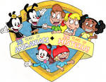Animaniacs and Histeria's Anniversary Picture